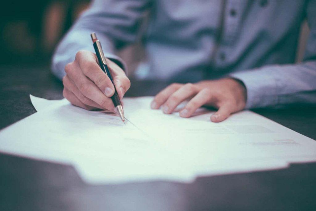 Firma de Documentos